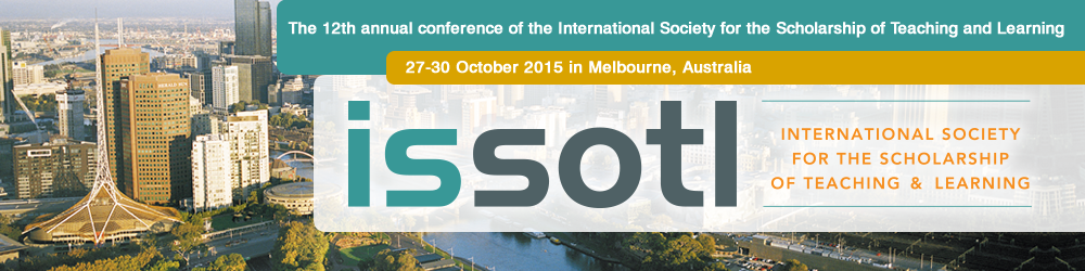 ISSOTL – employability and learningspaces